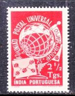 PORTUGUESE  INDIA  489    *  U.P.U. - Portuguese India