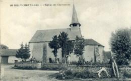 BILLY-CHEVANNES L'église De Chevannes (C7061) - Non Classés