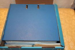 (543 )Kiste Briefe meist �bersee /Asien viel Luftpost -ansehen.....