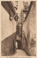 BESANCON -25- LA RUE DU CHAMBRIER - Besancon