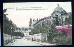 Cpa De Belgique Bruxelles Laeken Laken Pont Ayant Relié Les Propriétés Royales     JA15 8 - Laeken