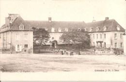 AVALLON (89) L'Hôpital (Dos Non Divisé) - Avallon