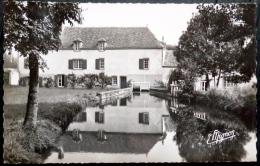 78 SAINT ARNOULT EN YVELINES LA REMARDE AU MOULIN DE SAINT FARGEAU  CARTE ANNEE 1950 - St. Arnoult En Yvelines