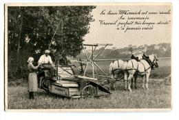 Lieuse Mac  Mc Cormick 1930 - Agricultura