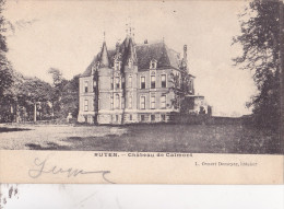 RUYEN / RUIEN : Château De Calmont - Kluisbergen