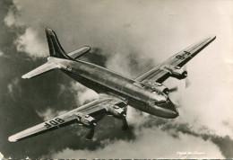 AVIATION(AIR FRANCE) DOUGLAS D.C.4 - 1946-....: Era Moderna