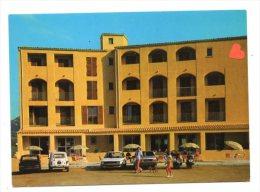 24779-LE-20-2B-HOTEL MARIA STELLA-L'ILE ROUSSE-Propriétaire A.Guidecelli----------animée-voitures-motos - France