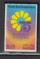 PAKISTAN *  YT N° 374 - Pakistan
