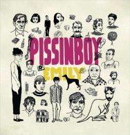 PISSINBOY - Emily - LP - LARSEN RECORDS - PSYCHE-GARAGE - Rock