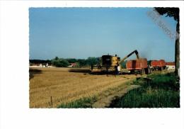 21 - NEUILLY LES DIJON - Côte D´Or - Battage Des Céréales - Départementale 905 - Tracteur Matériel Agricole Moissonneuse - Otros Municipios