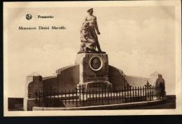 FRAMERIES, MONUMENT DESIRE MAROILLE - Frameries