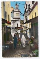 Alg�rie---ALGER--Une rue de la Casbah (anim�e)  ,cpsm 14 x 9  n� 29  �d  Jansol