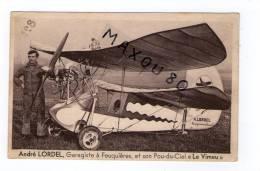 """Andre LORDEL,Garagiste à Feuquières,et Son Pou-du-Ciel """"Le Vimeu"""" - Feuquieres En Vimeu"""