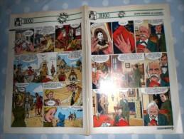 HISTOIRE COMPLETE ILLUSTRE PAR JOSE PIRES JEAN DUFAUX IRIGO QUAND SONNERA LE CLOCHER - Vieux Papiers