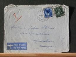 B/4414     LETTRE POUR  MADAGASCAR  1948 - Lettres & Documents