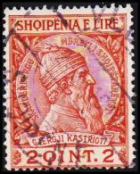 1913. SKANDERBEG 2 QINT.  (Michel: 29) - JF126218 - Albania