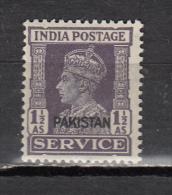 PAKISTAN * YT SERVICE N° 5 - Pakistan