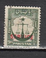 PAKISTAN °  YT SERVICE N° 16 - Pakistan
