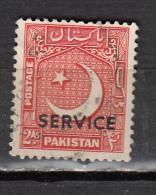 PAKISTAN °  YT SERVICE N° 19 - Pakistan