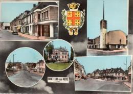 BRETEUIL SUR NOYE  OISE - Châteaux D'eau & éoliennes