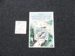ALEMANIA   1991 MICHEL  BLOCK Nº 23  Used - Gebraucht