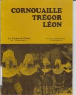 LI15-017 : CAHIERS IROISE CORNOUILLE TREGOR LEON N° 1 1991 EDITE A BREST - Books, Magazines, Comics