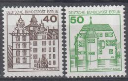 Berlijn - Freimarken: Burgen Und Schlösser (IV) - MNH/postfris - Michel 614-615 - [5] Berlijn