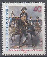 Berlijn - 250. Geburtstag Von Friedrich Wilhelm Von Steuben - MNH/postfris - Michel 628 - [5] Berlijn