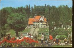 Postcard, Romania, Predeal, Used 1965, Motorbike, Motorcycle - Romania
