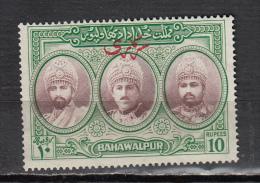 BAHAWALPUR *  YT N° SERVICE 24 - Bahawalpur