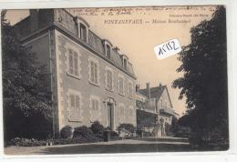 CPA - 15152-71 - Pontanevaux  -Maison Bouchacourt-Envoi Gratuit - Sonstige Gemeinden