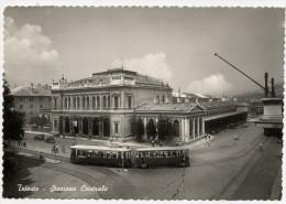 Trieste. Stazione Centrale - Tram. - Trieste