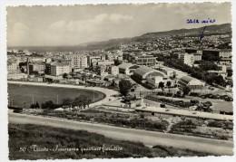 Trieste. Panorama Quartiere Fieristico. Ippodromo. - Trieste