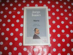 MARAI - JORGE ISAACS - Bücher, Zeitschriften, Comics