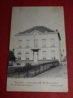 STEENDORP - TEMSE - Kasteel Van Mr. De Keersmaeker   -  1907  -  (2 Scans - Temse
