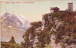 Suisse Maloja  Hotel Belvedere - Hoteles & Restaurantes
