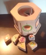 Hexagone à Formes - Autres Collections