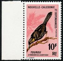 NOUV.-CALEDONIE 1967 - Yv. 350 ** Bdf  Cote= 16,80 EUR - Oiseaux : Tourou ..Réf.NCE23470 - Neukaledonien