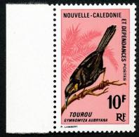 NOUV.-CALEDONIE 1967 - Yv. 350 ** TB Bdf  Cote= 16,80 EUR - Oiseaux : Tourou ..Réf.NCE23464 - Neukaledonien