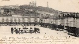 """1 Cpa Lyon """"pionnière écrite En 1905"""" - Lyon"""
