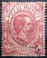 ITALIE              C.P 3           OBLITERE - 1878-00 Humbert I.