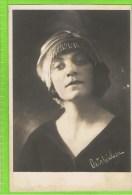 Asta Nielsen Autographe (Kopenhagen, 11-09-1881 � Frederiksberg, 24 mei 1972), Deense actress
