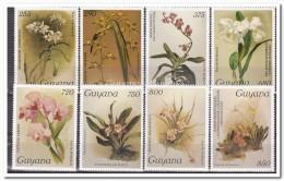 Guyana 1987, Postfris MNH, Flowers, Orchids - Guyana (1966-...)
