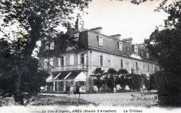ARES - Le Chateau - - Arès
