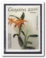 Guyana 1988, Postfris MNH, Flowers, Orchids - Guyana (1966-...)