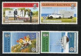 Guernsey 1977 St.John Ambulance MNH - Guernesey