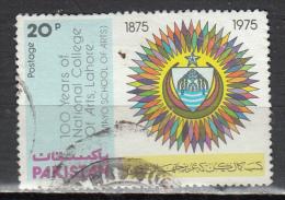 PAKISTAN ° YT N° 400 - Pakistan