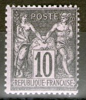 N°103 * (infime)    - Cote 45€ -