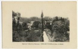 CHEF BOUTONNE  -   Source  Et Vallée  De La Boutonne. Très Beau Cliché. - Chef Boutonne