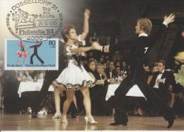 Berlin 19843 Ballroom Dance 1v MAXIMUM CARD (14600) - [5] Berlijn